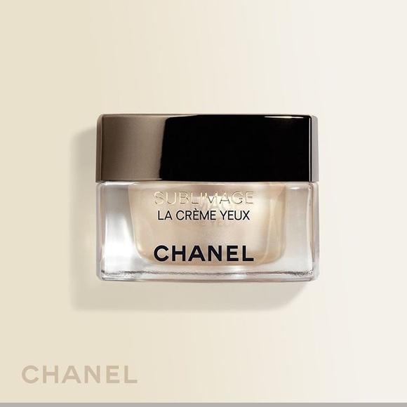 CHANEL Other - Chanel Sublimage La eye cream